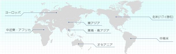 該当エリアの地図をクリックしてください